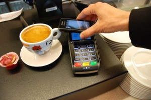Mobile payment Cash In